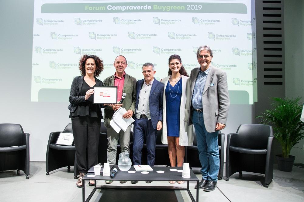 Premio Cultura in Verde per Time in Jazz