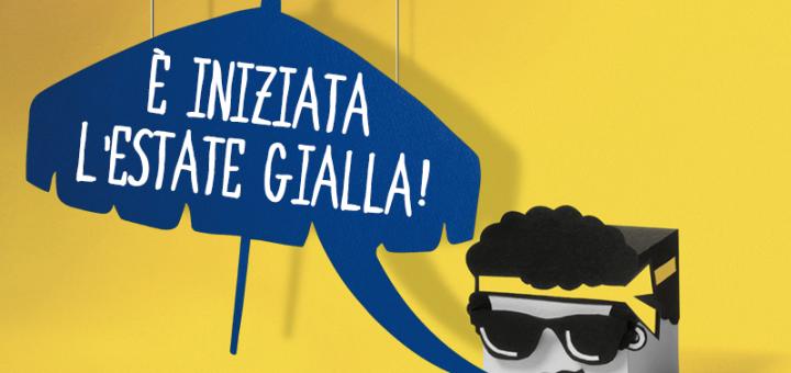 Per le Navi Gialle il 2020 è già iniziato! Sono aperte le prenotazioni per la Sardegna!