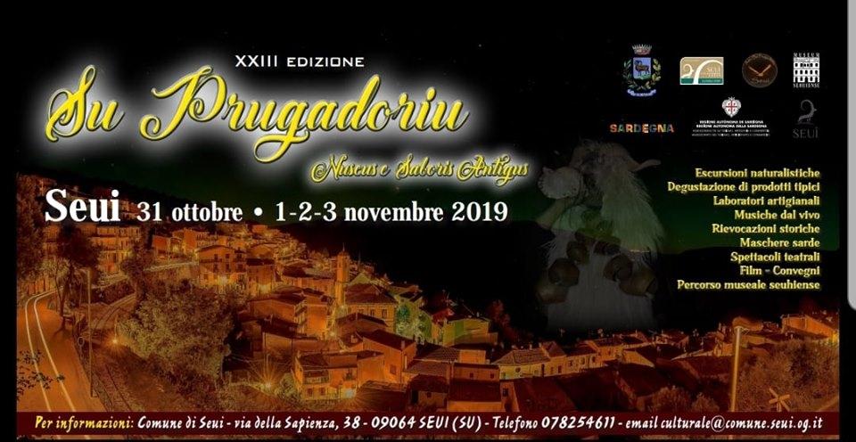Su Prugadoriu 2019 a Seui
