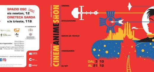 CinemANIMEshōn: venerdì 25 ottobre a Cagliari con Capitan Futuro