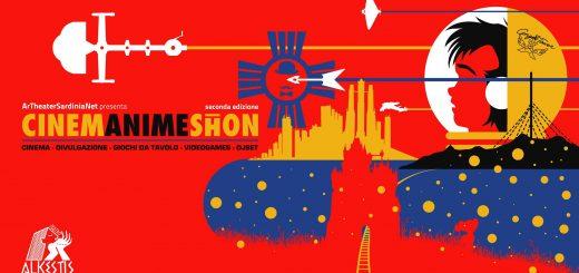CinemANIMEshōn: il 10 novembre a Cagliari con Metropolis