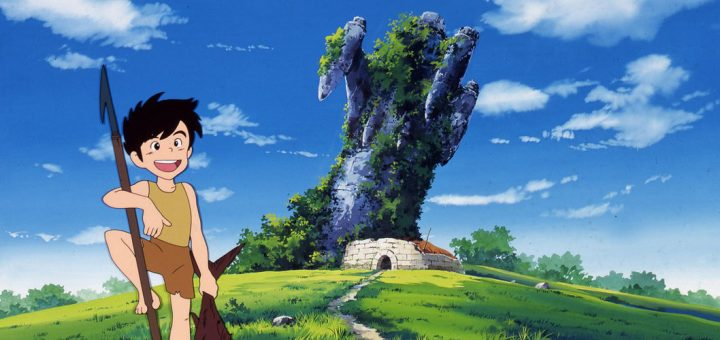 Conan Ragazzo del Futuro a CinemANIMEshōn