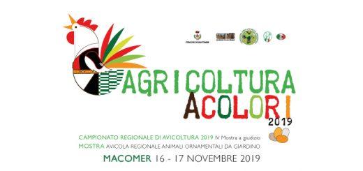Agricoltura a colori a Macomer: sabato 16 e domenica 17 novembre 2019