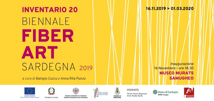 INVENTARIO 20: Biennale della Fiber Art Sardegna a Samugheo