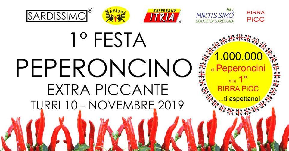 Festa del Peperoncino in Sardegna