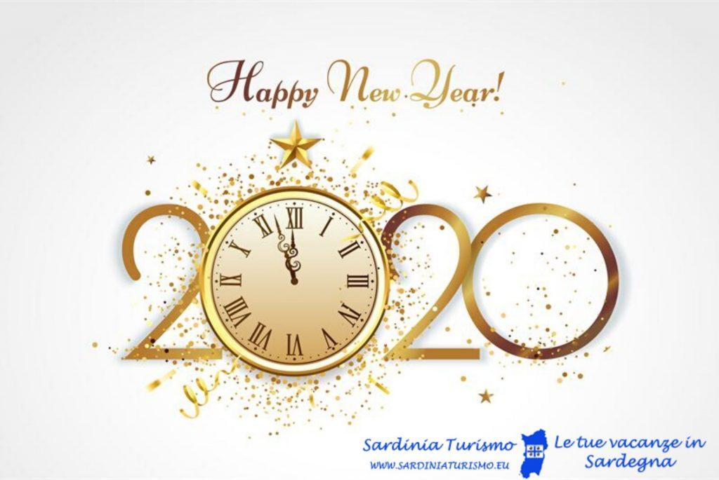 Buon 2020 da Sardinia Turismo!
