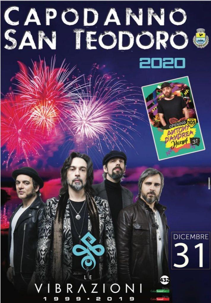 Capodanno 2020 a San Teodoro