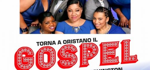 Danell Daymon & Greater Works Gospel ad Oristano