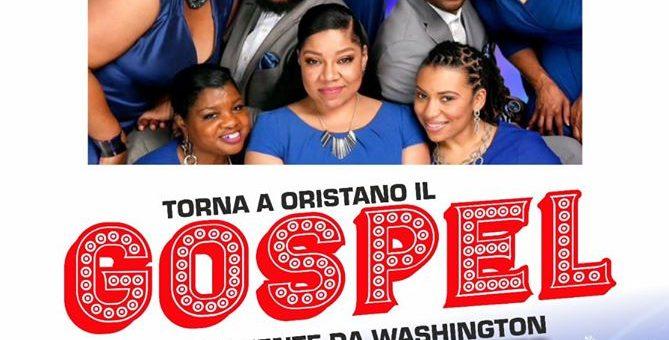 Danell Daymon & Greater Works Gospel ad Oristano