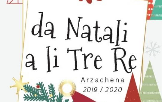 Da Natali a Li Tre Re 2019 ad Arzachena