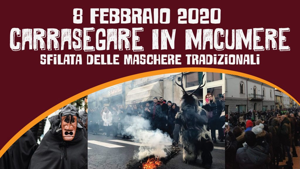 Carrasegare in Macumere 2020