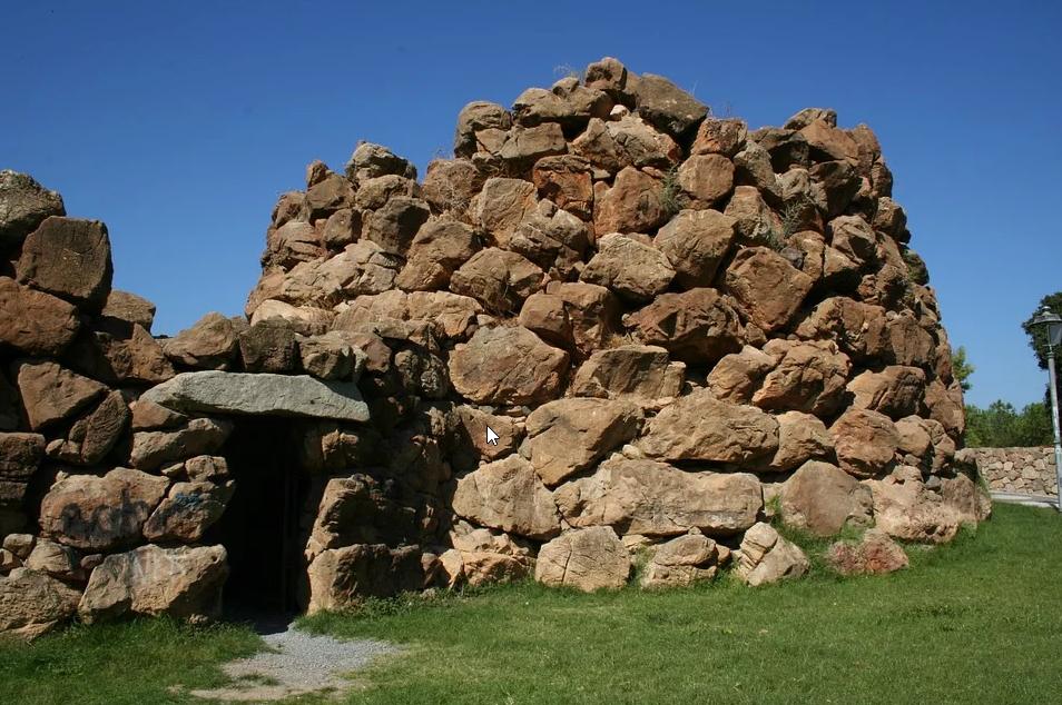 I siti archeologici della Sardegna