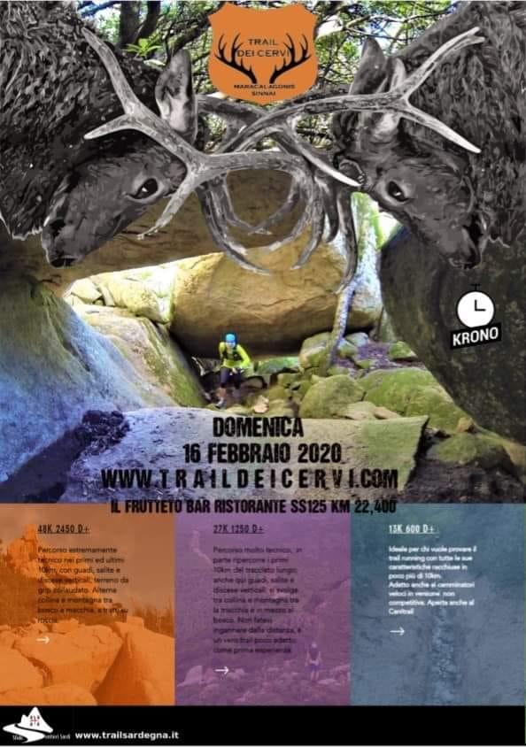 Trail Dei Cervi 2020