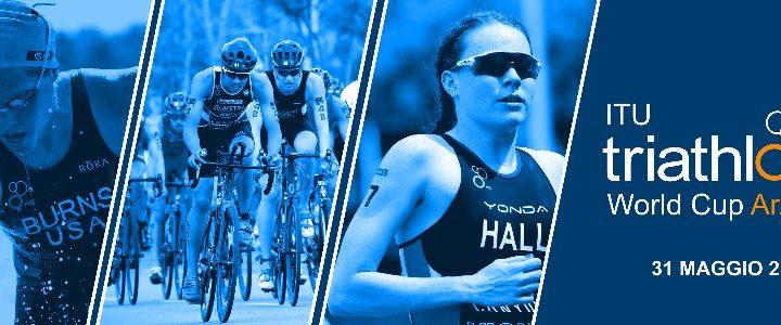 La Triathlon World Cup 2020 ad Arzachena