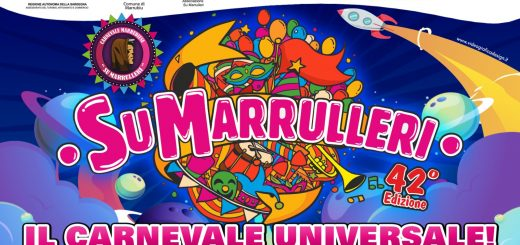 Carnevale Su Marrulleri 2020 a Marrubiu