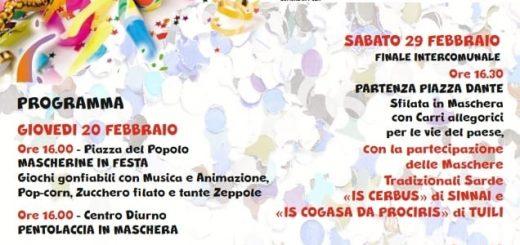 Carnevale Pulese 2020