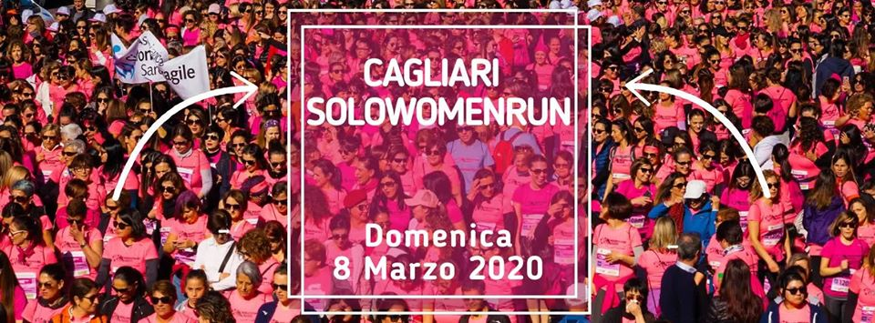 Cagliari SoloWomen Run 2020