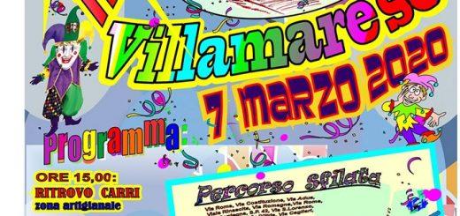 Carnevale Villamarese 2020
