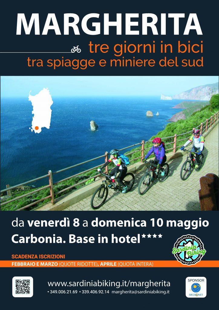 Margherita Tour: una vacanza in mountain bike in Sardegna