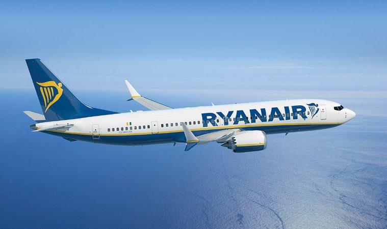 Ryanair: anche la Sardegna tra le offerte per l'estate 2021