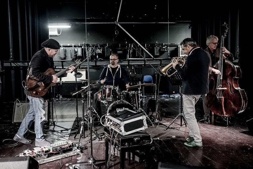 Il Devil Quartet sarà a Time in Jazz 2020