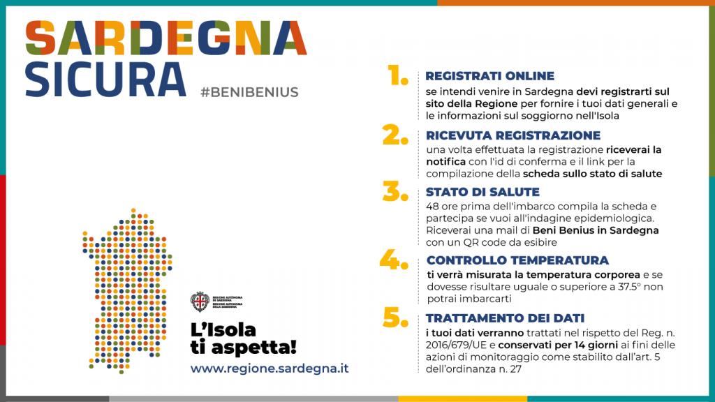 Sardegna Sicura, l'App per smartphone e tablet