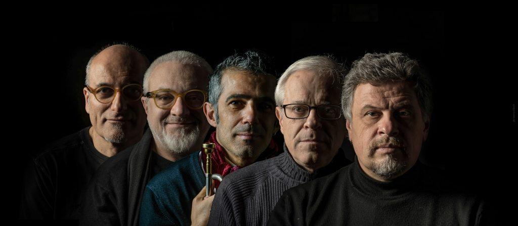 Paolo Fresu con il Quintet
