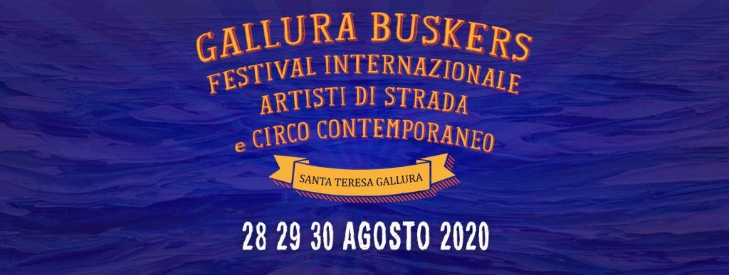 Gallura Buskers Festival 2020